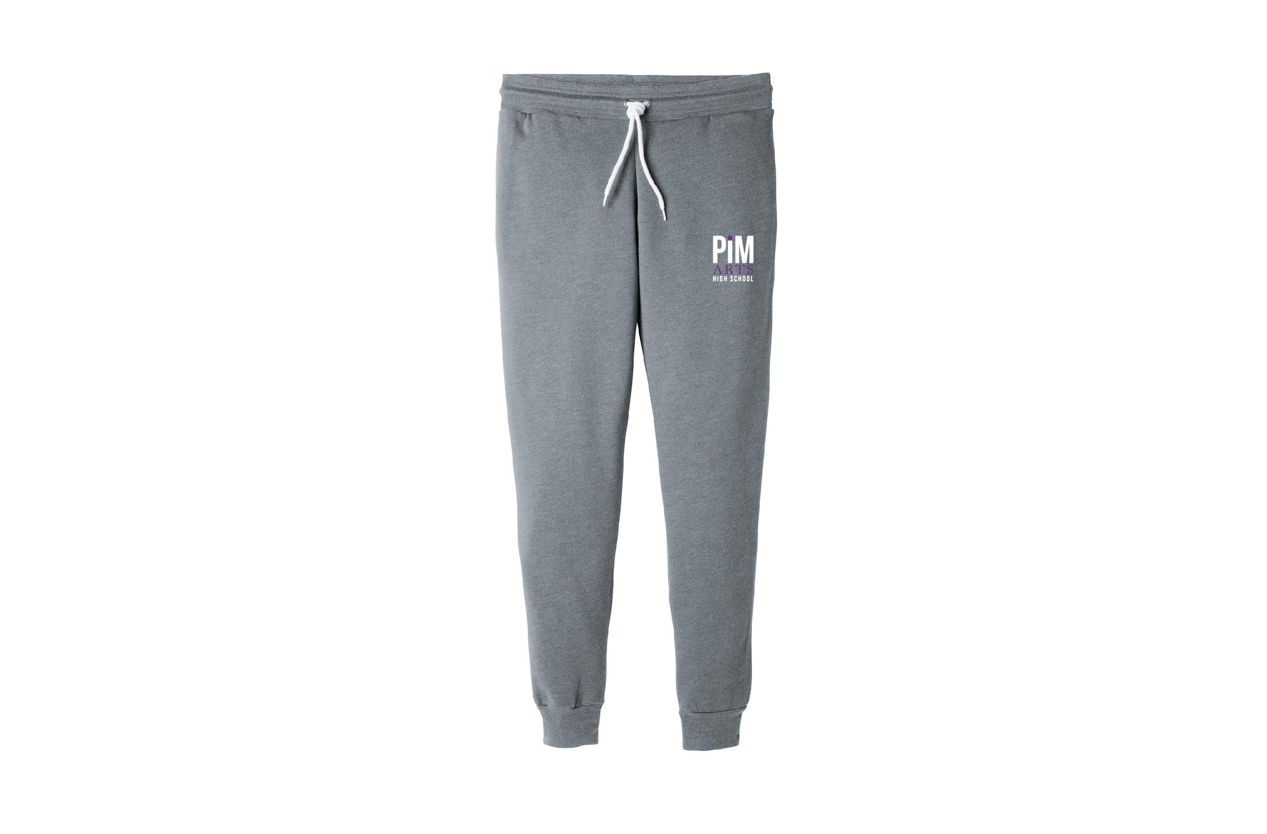 e48cb4998f8 Unisex Jogger Sweatpants - PiM Arts High School
