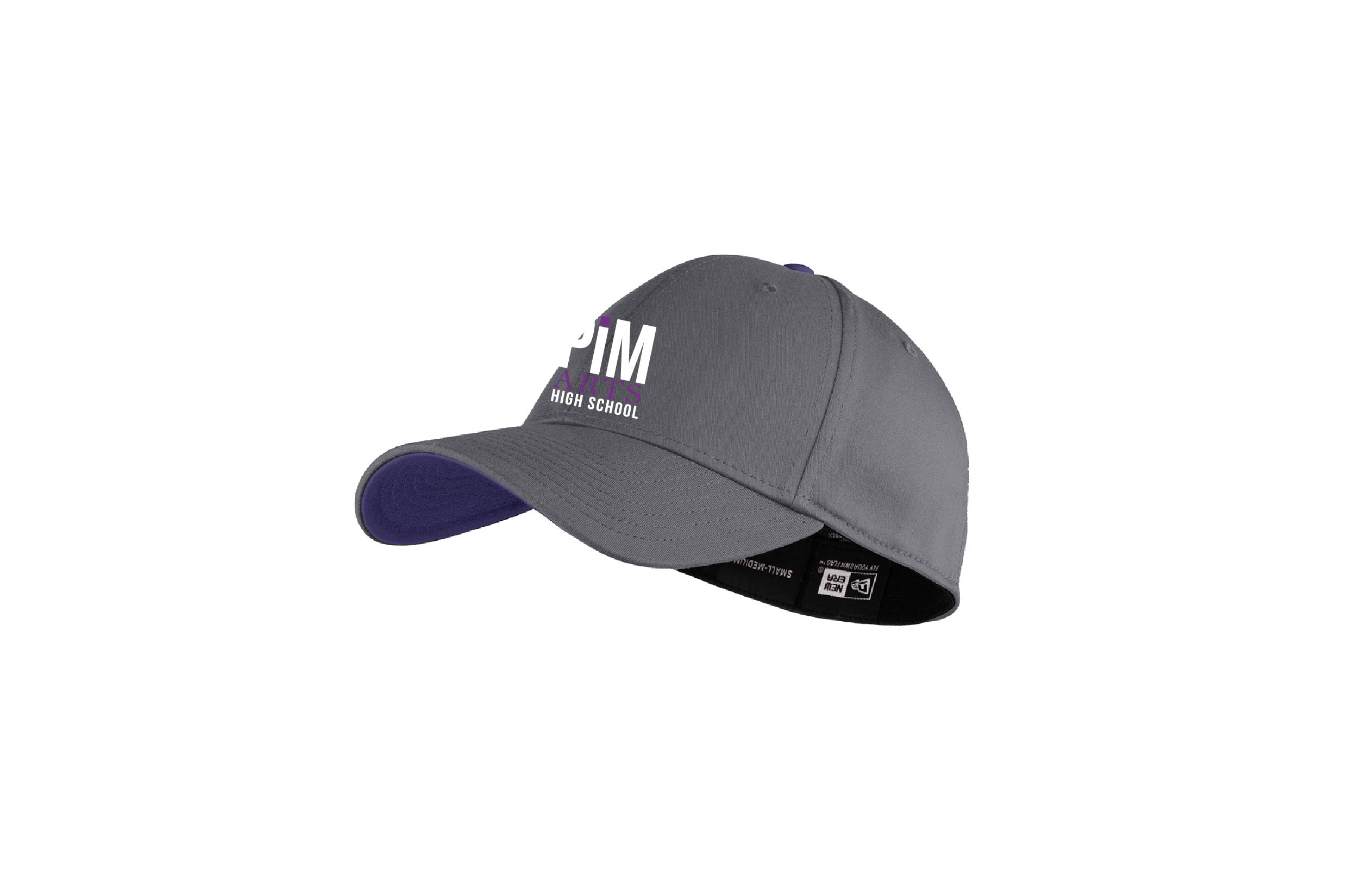 39Thirty New Era Interception Stretch Fit Cap - PiM Arts High School a67c9f0d9510